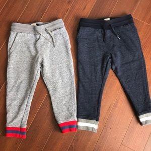 2 pairs 2T - Oshkosh Active Joggers